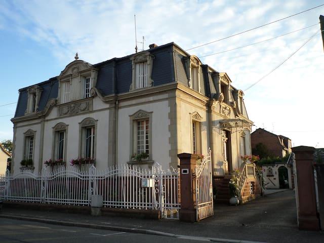 Chambre d'hôtes chez l'habitant - Haguenau - Huis