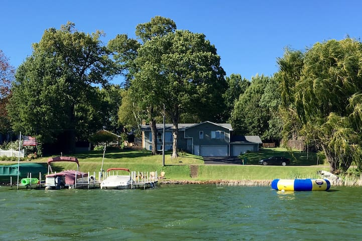 Lake Minnetonka - Waterfront Home - Wayzata - Huis