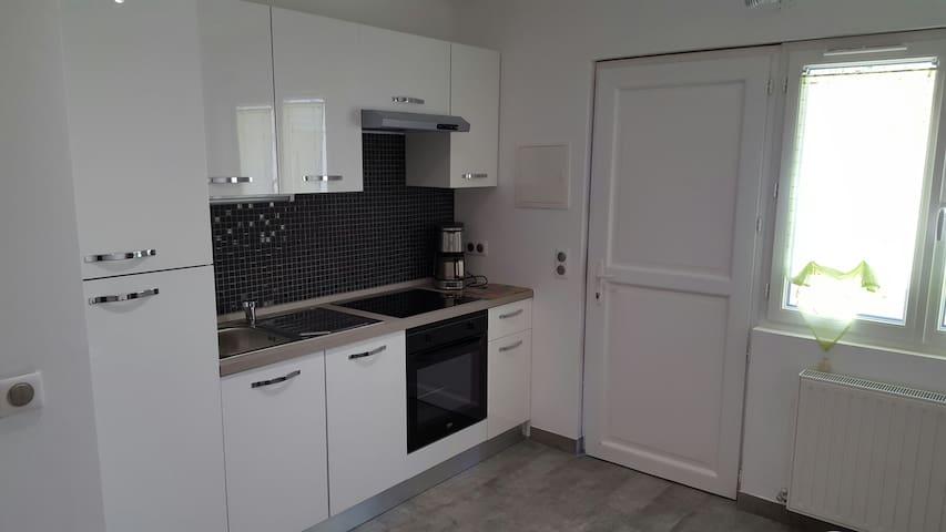 Beau studio neuf  rez-de-chaussée - Metz - Appartement