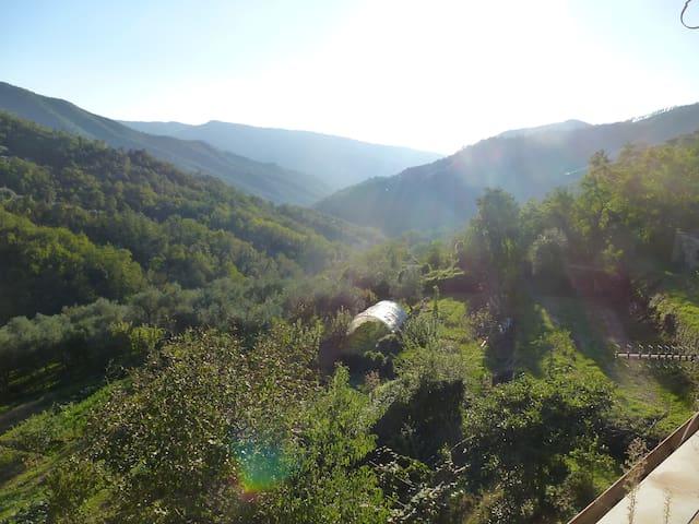 Appartamento nella natura - Prato di Pontori - Lägenhet