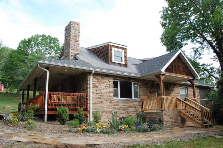 Blackberry Farm Guest House - Charleston - Hus