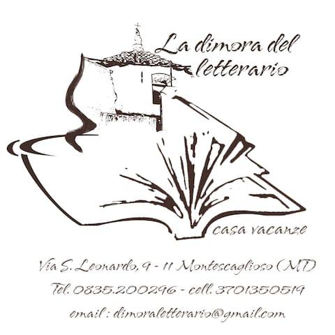 La Dimora del Letterario - Montescaglioso - Maison