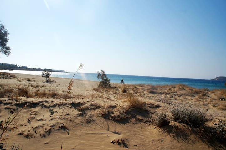 Studios on the beach - Chrisi Akti - Pension