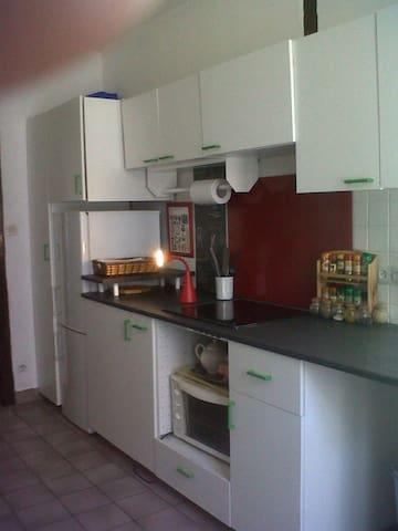 Séjour alsacien dans un f2 - Mulhouse - Lägenhet