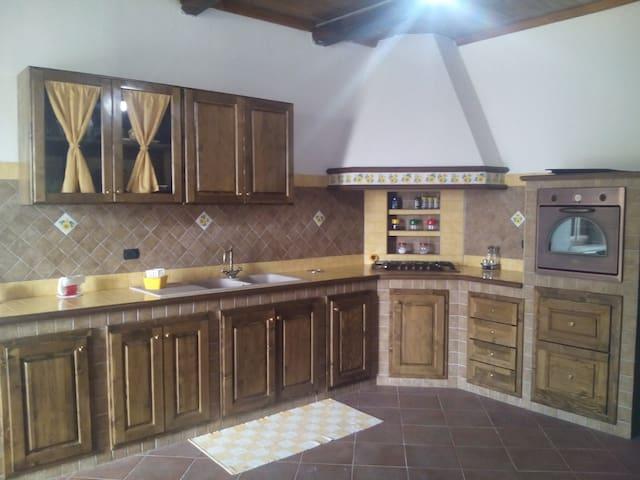 SPAZIOSO APPARTAMENTO SOVERATO - Soverato Superiore - Lägenhet