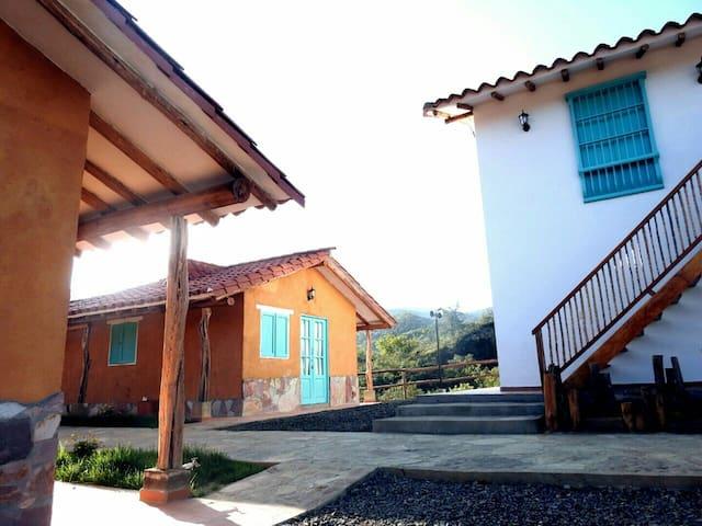 CASA DEL VIENTO - Zapatoca - Villa