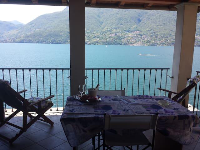 LA CA' DEL BRILL -Lake Como - Dervio - Huis