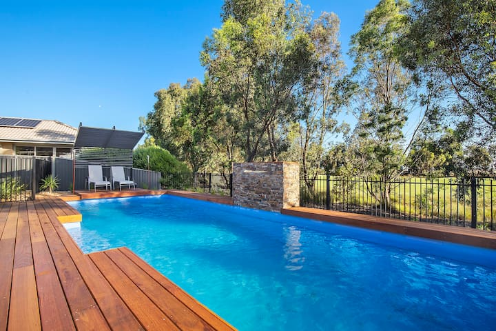 The Yarrawonga Pool House - Yarrawonga
