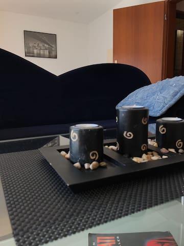Moderne Einzimmerwohnung - Aschaffenburg - Daire
