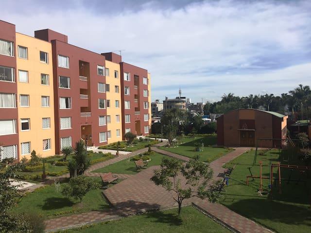 Acogedor, cómodo con excelente ubicación (Hab. #3) - 波哥大(Bogotá) - 公寓