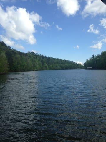 Smith Lake Getaway! - Arley - Maison