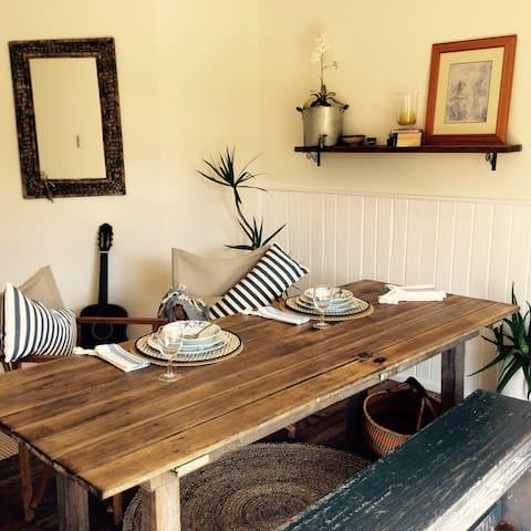 'Cabina de Vista' Bed and Breakfast - Limpinwood - Oda + Kahvaltı