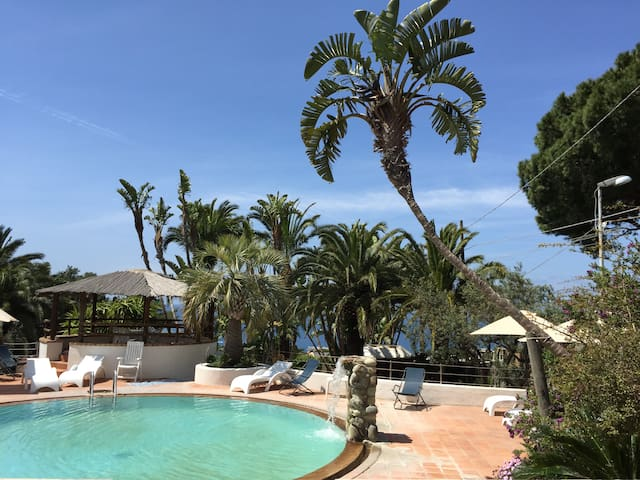 Studio Apartment with Pools and Sauna Paradise 10 - Forio