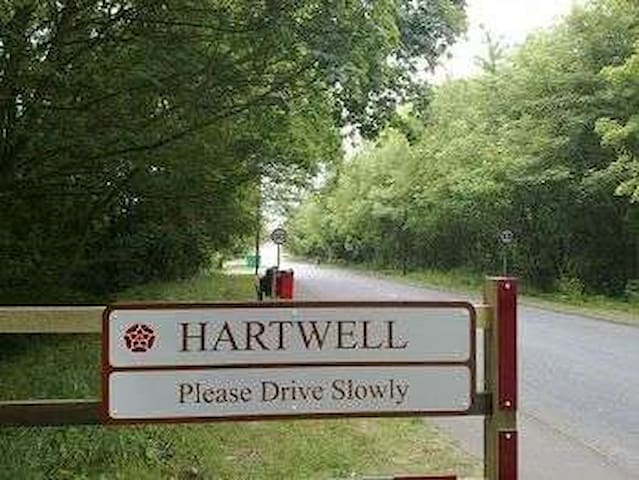 Hartwell mk - Hartwell - Huis