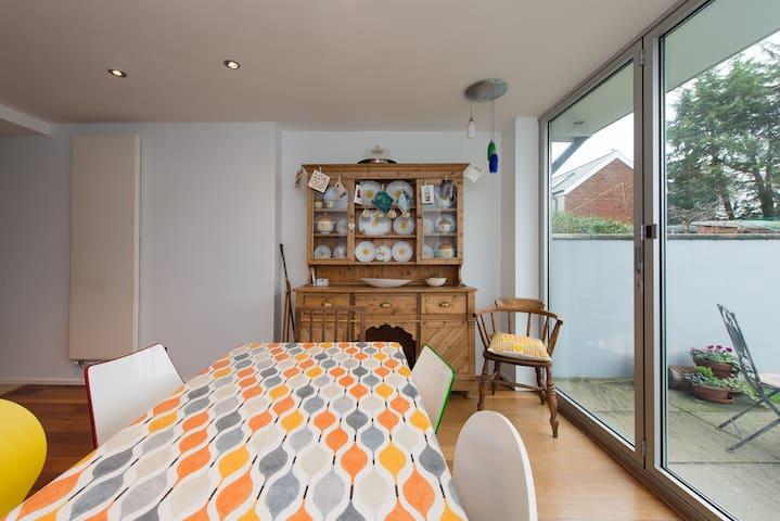 Lovely room near central Cardiff - Cardiff - Casa