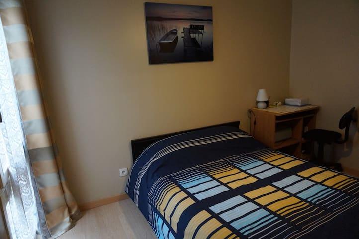 Charmante chambre - Villeneuve-sur-Lot - Hus