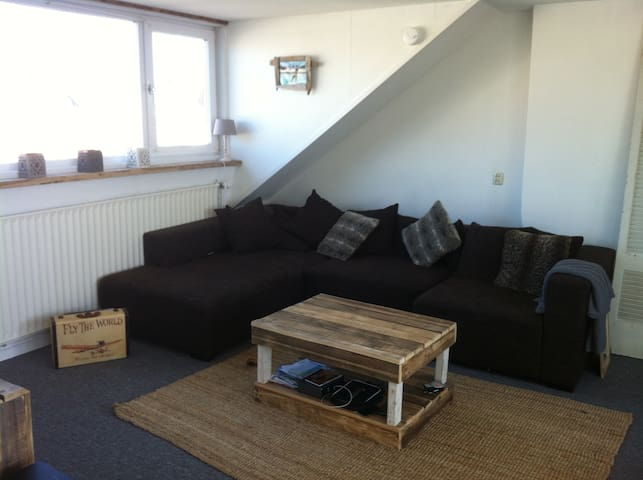 Close to the beach nice Apartment!! - Noordwijk - Lägenhet