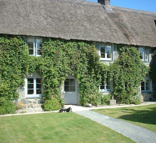 Fogou Cottage, Trelowarren Estate - Mawgan - Hus