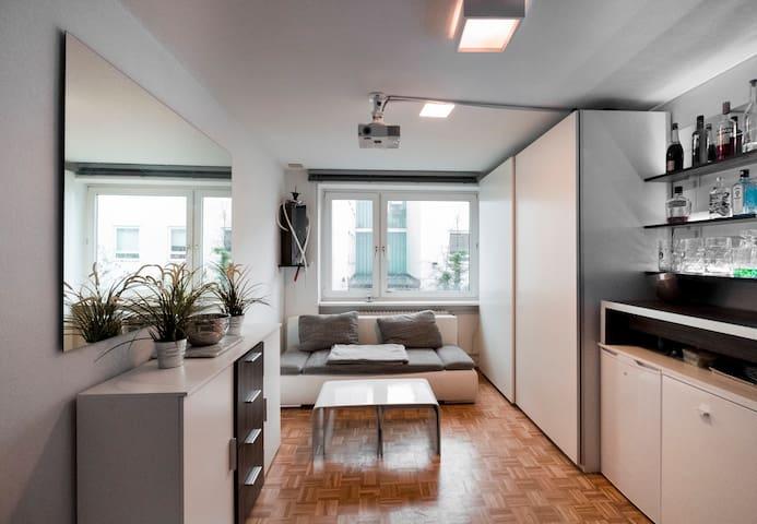 Stylish city center apartment - Munich