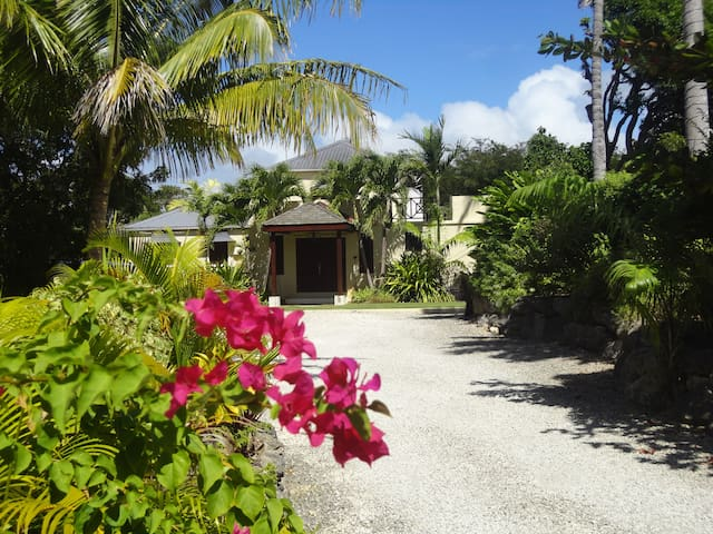 Curates house , Farm rd , Speightstown , St Peter - Warleigh - Ev