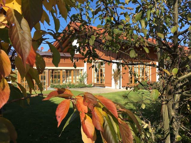 Gemütliches Ferienhaus im Allgäu mit Spa & Garten - Oberreute