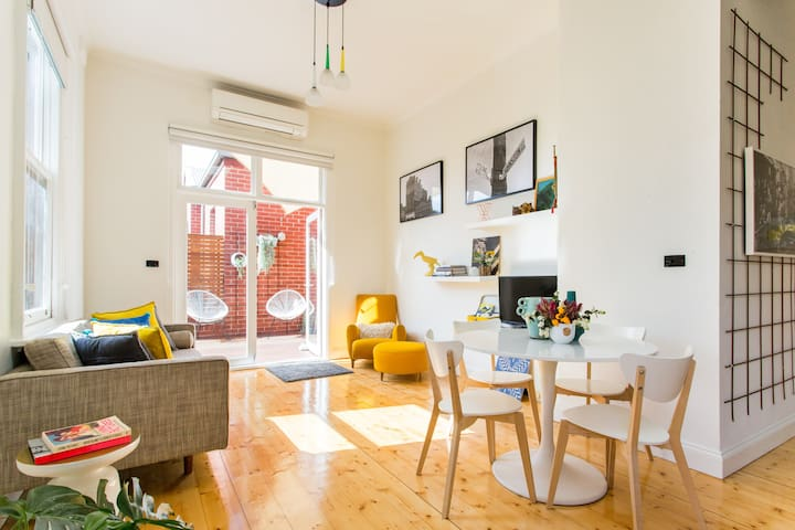 Modern Heritage in the Heart of Fitzroy - Fitzroy - Apartament