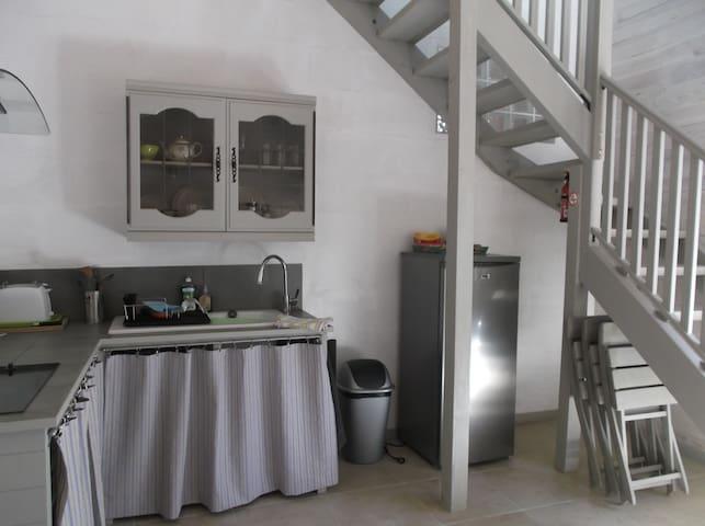 L'Appartement de la Grange - Feuillade - Appartement