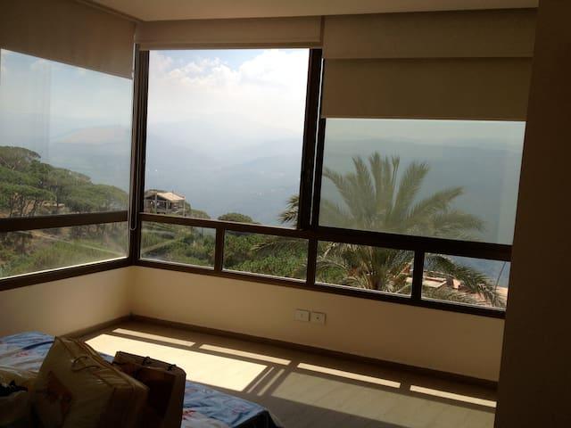 Luxury appartment in Broumana - Broummana - Appartement