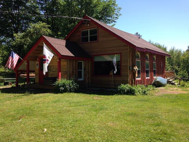 The Grateful Barn ...Peru, Vermont - Peru