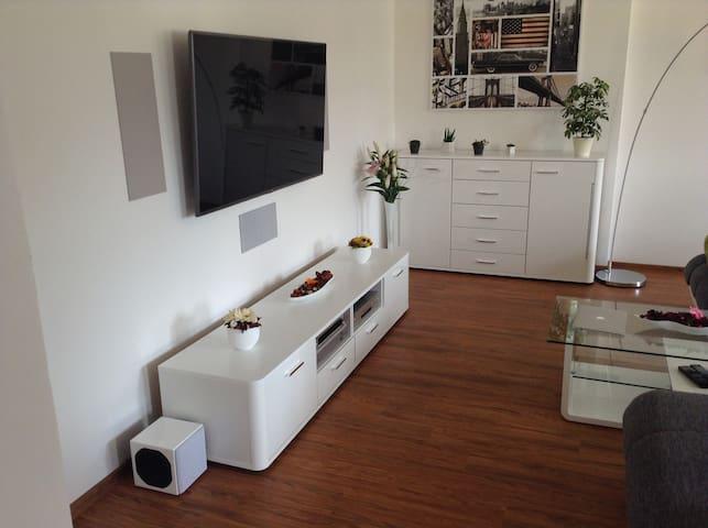 Luxury apartment in residence in Usti nad Labem! - Ústí nad Labem - Daire