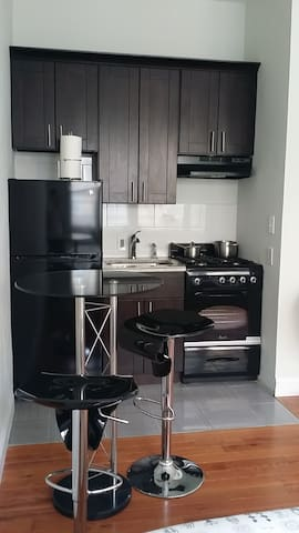 Contemporary Studio(all equipped) apt, renovated - Fairview