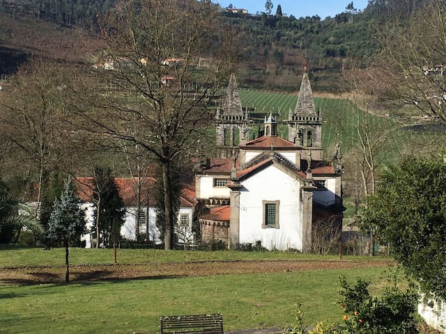 Quinta do Mosteiro - Pombeiro de Ribavizela - Appartement