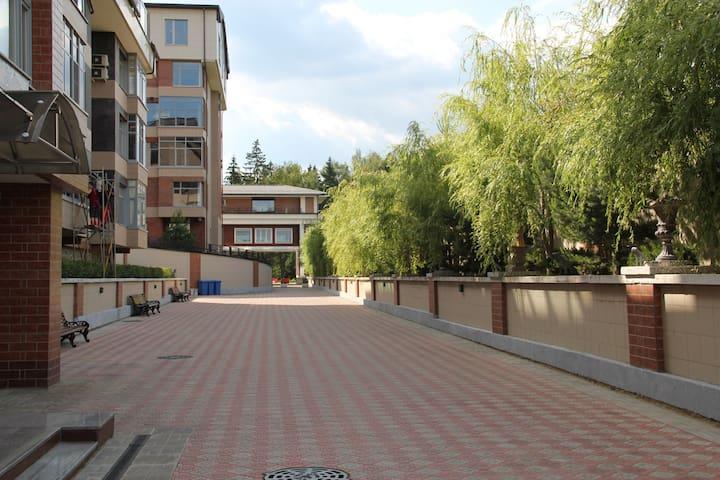 Большая квартира в Лапино - Новое Лапино