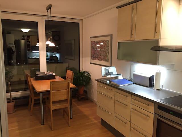 Helles TOP-Apartment für Arbeit, Messe & Erholung - Kaarst