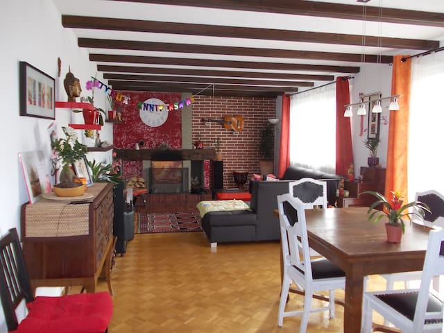Villa Valsorey - Belfaux - Дом