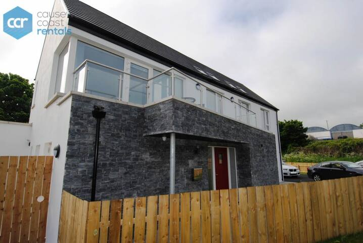 Causeway Coast Rentals - The Haven - Coleraine - Semesterboende