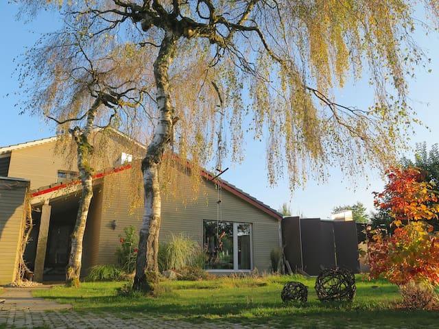 Kultureller Austausch mit persönlichem Kontakt - Leutwil - Отпускное жилье