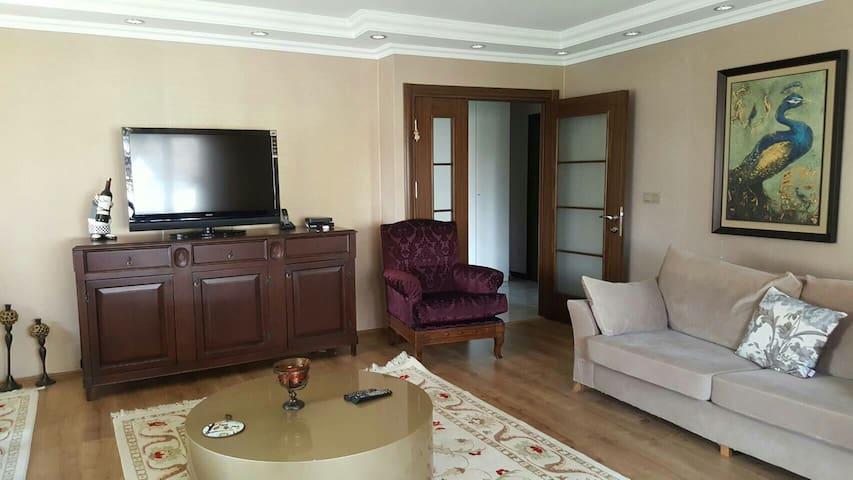 Large & Luxurious - Centrally Located - Kadıköy - Wohnung