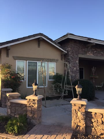 Private casita in Gilbert, AZ home - Gilbert - Rumah