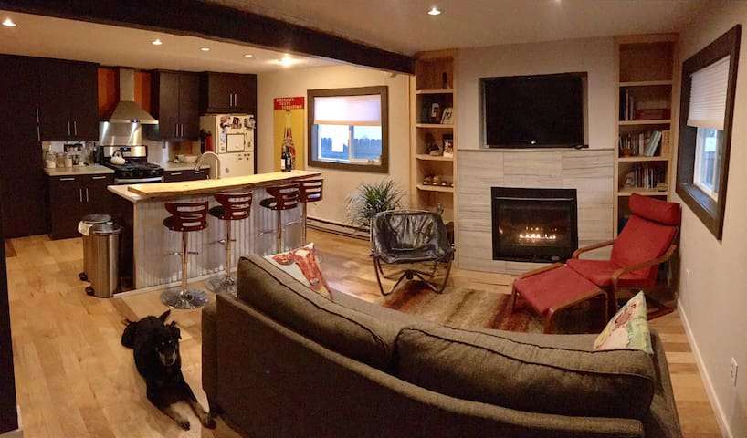 Modern North Old Town Home - Fort Collins - Maison