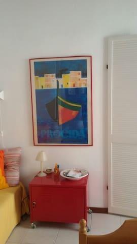 Appartamento accogliente e centralissimo - Capoliveri - Appartement