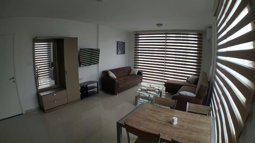New Fabulous Flat In The Heart Of Kyrenia(Girne) - Girne - 公寓