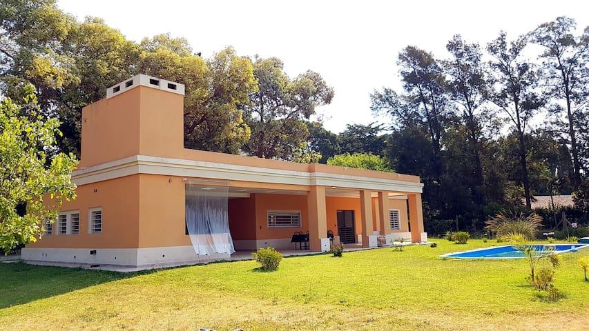 Casa quinta con piscina en San Vicente - San Vicente