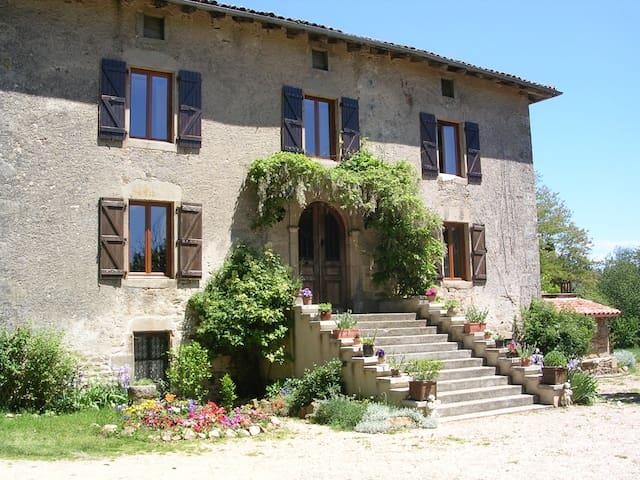 chateau de lantuejouls - Saint-Cirgues - Castillo
