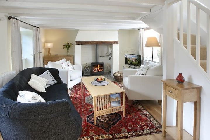 Odd Nod Cottage - Coombe Keynes, Wareham