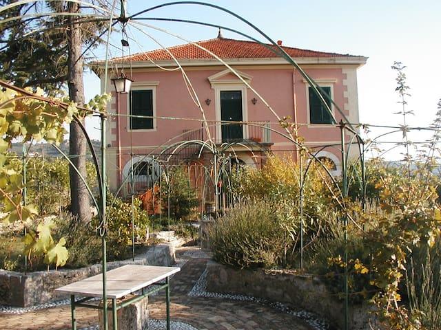 Villa con splendida vista - Arpino - Appartement