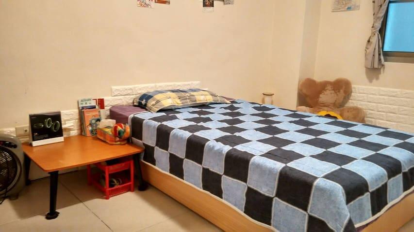Calm rest space next to KHH Culture Center - Lingya District - Apartemen