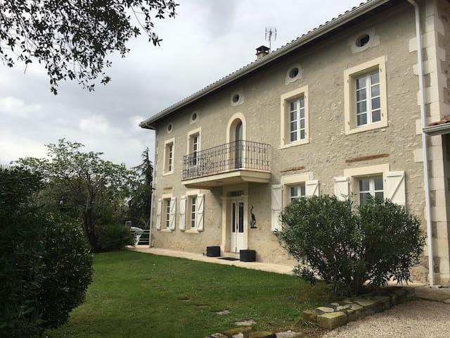 Chez Martine et Vincent - Salies-du-Salat