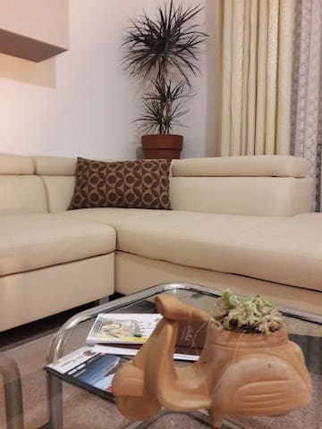 shortWalk>BEACH: miniLOFT,sweetSEPT - Agropoli - Apartament