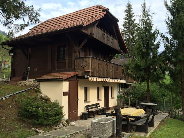 Luzerner Spycher - Finsterwald, Entlebuch - Hytte